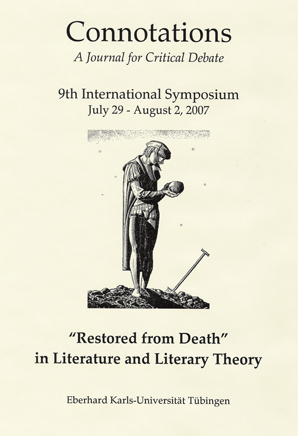 Symposium 2007: Restored From Death - click to enlarge
